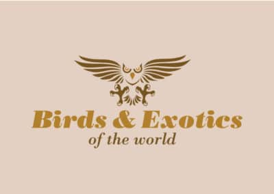 Birds and Exotics of the World