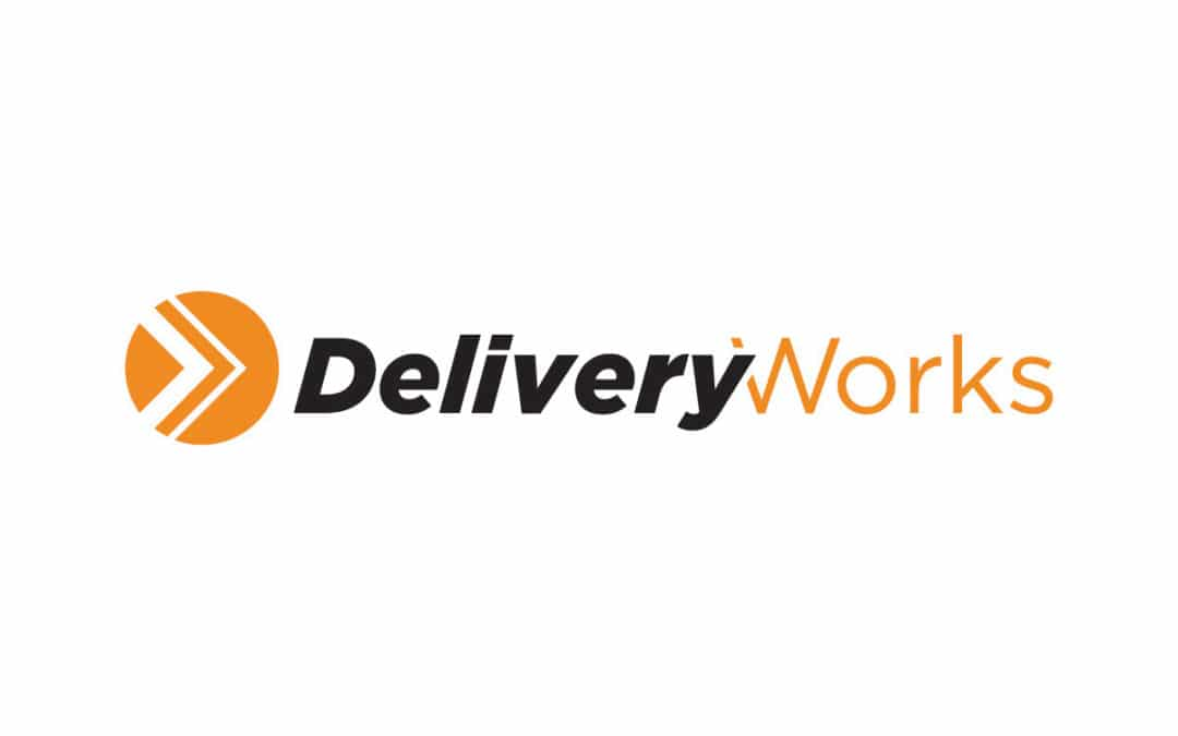 Delivery Works Logo Design