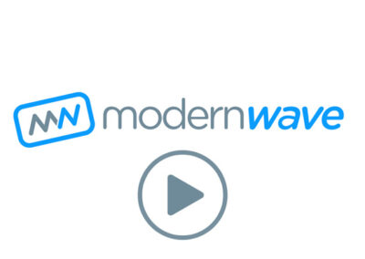 Modern Wave Creative Logo Animation