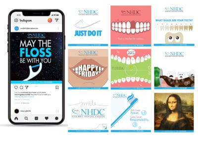 Dentist Social Media Marketing