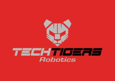 Tech Tigers Logo Design