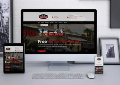 Wash-N-go Car Wash Website