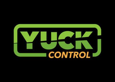 Yuck Control Logo Design